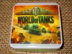 Мыло мужское World of Tanks