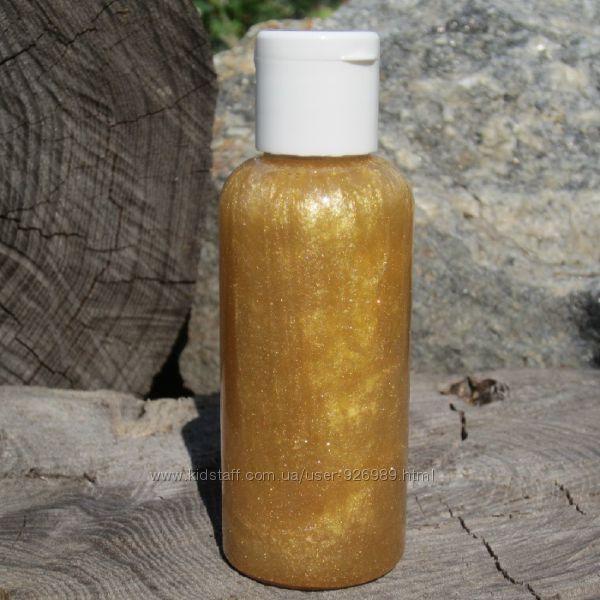 Масло-шиммер ддля кожи и волос