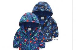 Куртки демисезонные теплые