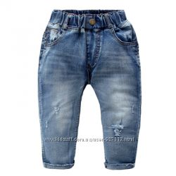 Крутые джинсы рванки узкачи