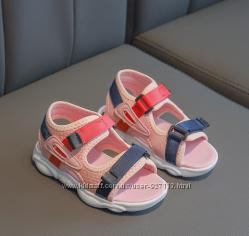 Качественная летняя детская обувь