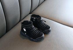 Кроссовки ботиночки детские