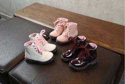 Милейшие деми ботиночки для принцесс