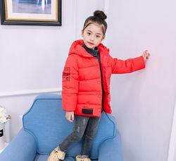 Детская демисезонная куртка унисекс