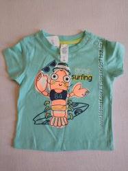 Фирменные футболки, рубашки на модника