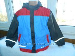 Демисезонная куртка-дождевик X-mail - р. 116-122