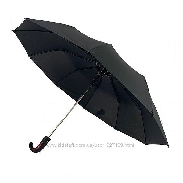 Мужской зонт  зонтик полуавтомат парасолька чоловіча
