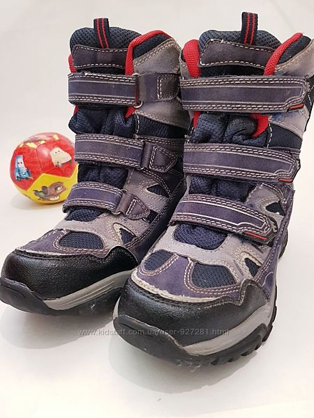 Ботинки, сноубутсы термо, gorе-tex, Cortina, 34 размер