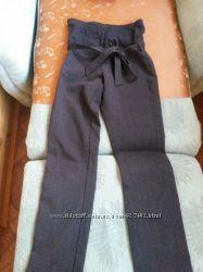 Теплые штаны для беременных на осень