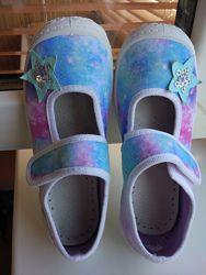 Туфли-макасины марки-3F