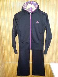Спортивный костюм и брюки-Adidas