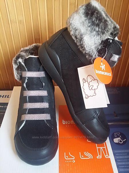 Зимние ботинки марки-Biomecanics, H&M