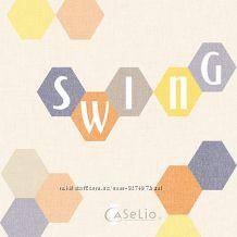Обои Swing Caselio