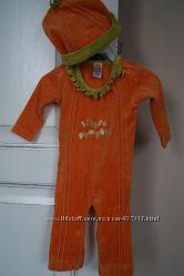 Костюм на Хелоувин на ребенка 3-6мес. Состояние нового
