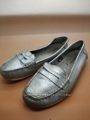 Туфлі-мокасини шкіряні 33р.