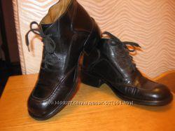 кожаные ботинки ТМ ALTER EGO