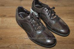 Кожаные полуботинки Rockport Men&acutes Dougland County T-toe, 42. 5 размер