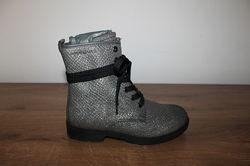 Качественные водонепроницаемые ботинки Ecco bendix junior,