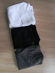 Хлопковые нательные футболки Livergy s, m, l, xl, xxl