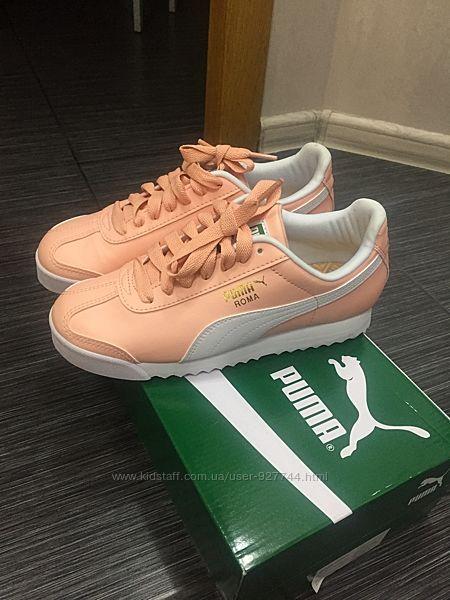 Жіночі кросівки фірми puma розмір 37, 5 нові проліт з розміром оригінал.