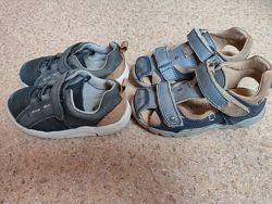 Босоножки Vertbauted и кроссовки Clarks 24р. на мальчика