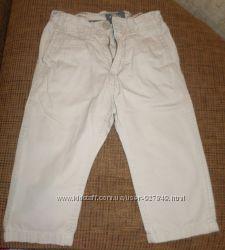 бежевые штанишки для модника