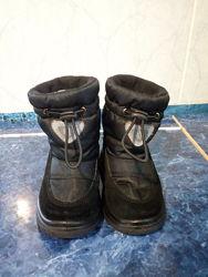 Зимние ботинки Naturino
