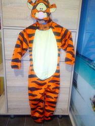 Костюм Disney, снеговик Olaf, Тигр, Тигрюля