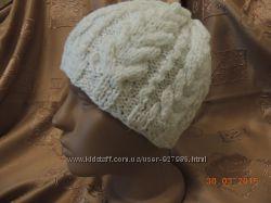 Шапка женская осень - теплая зима