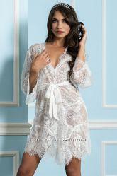 Женский кружевной халат CHANEL  Италия