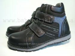 Деми ботинки Tom. M р. 33-38