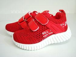 Красные детские кроссовки Kimboo р. 21-26