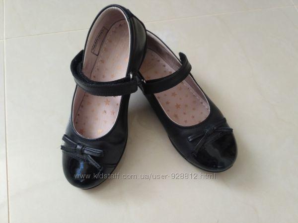 Кожаные туфли NEXT 32р