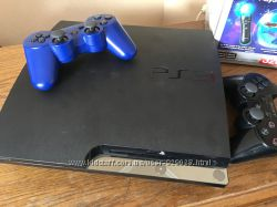 Игровая приставка Sony Playstation 3 320 gb