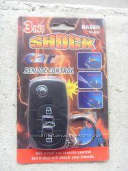 Подарок-прикол фонарик ключи от машини AUDI 3 в 1