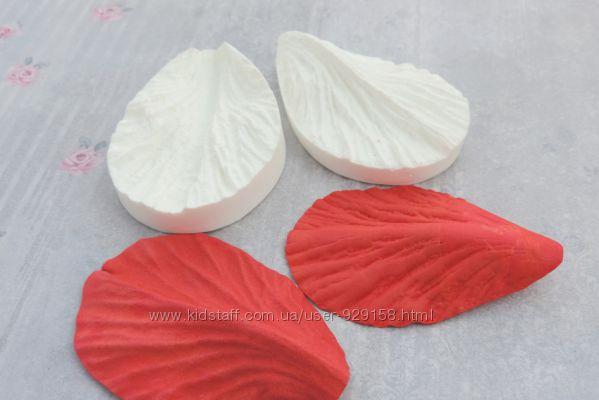 Арт. 0422-Двойной молд гладиолуса-96 см-сделан на тайском оборудовании