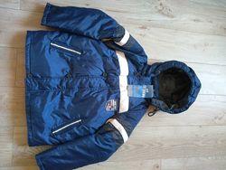 Детская зимняя куртка Кермек