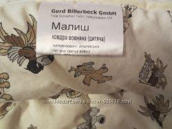 Детское одеяло Billerbeck Малыш Стандартное 110х140 см