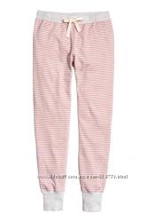 Новые спортивные штаны джоггеры H&M
