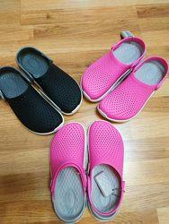 Crocs. LiteRide  оригинал W7, W8, W9, J6