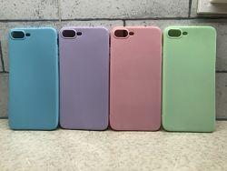 Чехол глянец на iphone 7 plus, 8 plus