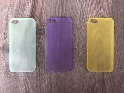 Чехол пластиковый для iphone 5, 5s, SE