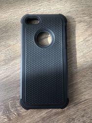 Бампер чехол для iphone 5, 5S, SE