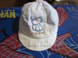 кепка для малыша