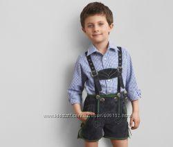 Шкіряні шорти для хлопчика або дівчинки ТСМ Тchibo  110-116 ріст