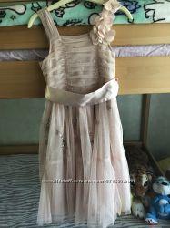 Нарядне плаття Next 110 см