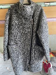 Пальто шерстяне 134 см