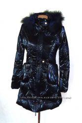 Тёплая курточка на синтепоне Мorghy art stylist