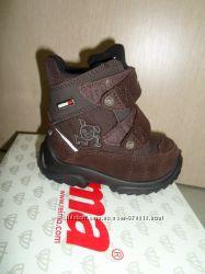Термо-ботинки сапоги зимние Reima Tec, р. 19, стелька 13 см по супер цене