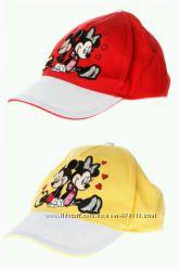 Кепка, бейсболка Disney с Микки и Минни Маус, Betty Boop, Тачки